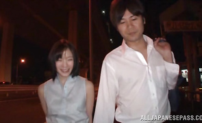 Chic mature babe Airi Suzumura is about to get drilled hard
