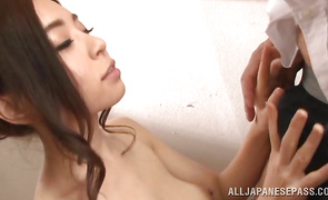 Divine Misuzu Imai with curvy tits can't live without to be gangbanged rough and hard