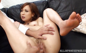 Stupefying Ryouka Yuzuki avid to fuck and be screwed
