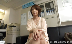 Dissolute mature playgirl Yukina deepthroats and takes a rough and unfathomable pounding