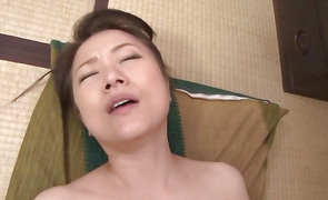 Remarkable babe Kaoru Namiki gave a call to stranger and soon she was being drilled