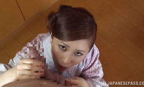 Aphrodisiac Yuri Matsushima and bf are getting a bit also intimate in past hardly any days