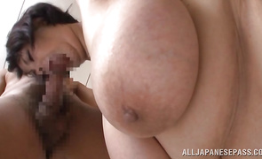 Overwhelming Misuzu Tomizawa wanted to have sex with fuckmate