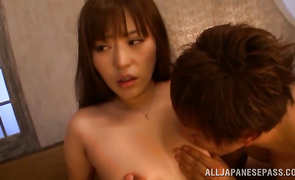 Mischievous older bombshell Ai Narita is fucking hard like there is no tomorrow