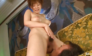 Breasty Yuma Asami is a charming that loves to be filmed