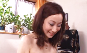 Sinful older floosy Shizuku Morino and a pal she is secretly in love with are about to have sex