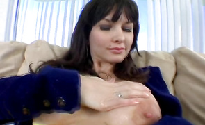 Salacious mature Carrie Ann can't live without to get truly nasty and suck hard chili dog
