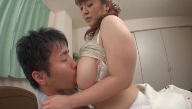 Lusty girl Nami Horikawa is always in the mood for a quickie with dude