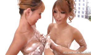 Salacious mature playgirl Nao Tachibana with large tits rides thick fuck stick like a pro