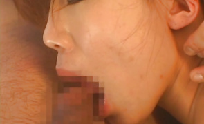 Wanton mature Aki Mizuhara with great tits is fucking her paramour and enjoying each single second of it