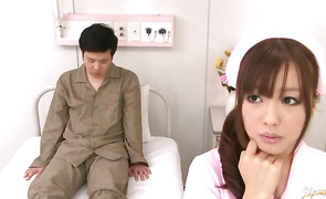Lusty Miyu Hoshino is fucking playmate just 'cuz she likes to be very nasty