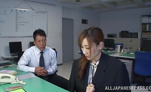 Wonderful Kaori Maeda is smoking sexy who is always in the mood to have sex