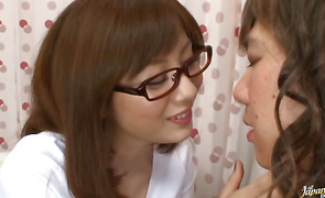 Wicked big breasted floosy Yuma Asami with juicy snatch is always ready for some ramming