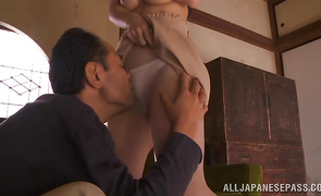 Luscious Kaho Kasumi and pal decided to have casual sex just for the enjoyment of it
