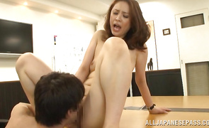 Prodigious mamma Yurie Matsushima getting what she asked for