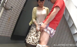 Raunchy girl is impaled by the thick rod