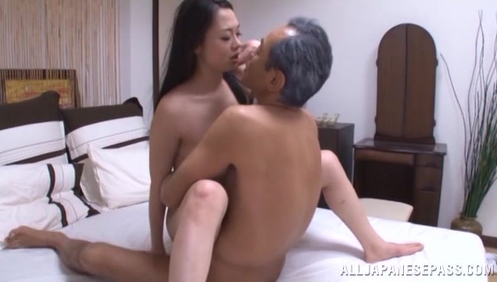 Wonderful busty mature maiden loves to bang random hunk every day