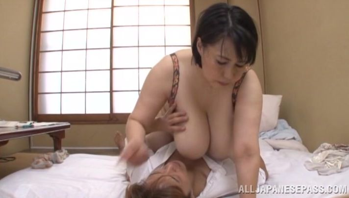 Striking older darling Misuzu Tomizawa can't live without to have sex everywhere