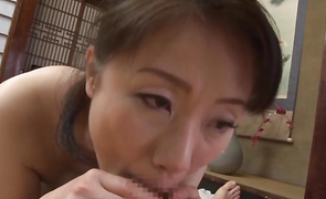 Angelic Kaoru Namiki is having casual sex with dude everyday