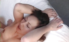 Pungent cougar is always in the mood to have steamy sex with fucker