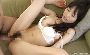 Mature Airi Mikami is a lovable that likes having casual sex