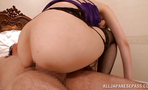 Passionate older woman Asami Ogawa carefully gets fucked but enjoys it regardless